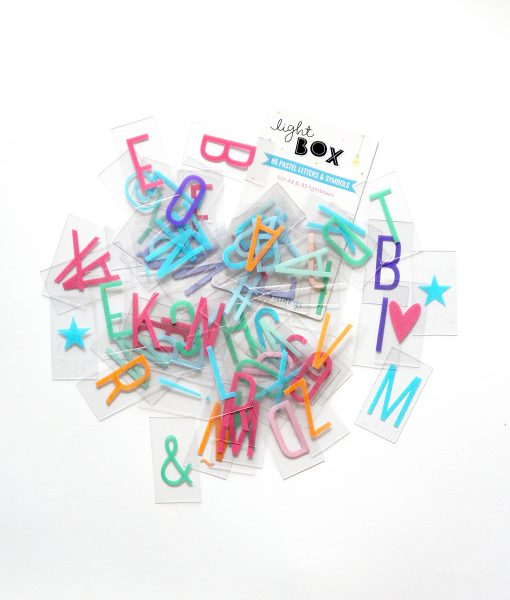 Lightbox_Pastell_Letters_3